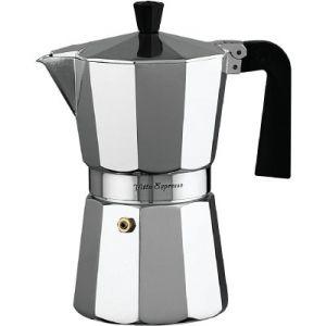 Vitto 9 tasses - Cafetière aluminium
