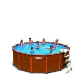 piscine intex sequoia spirit comparer 5 offres. Black Bedroom Furniture Sets. Home Design Ideas