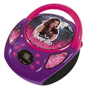Canal Toys CT45012 - Lecteur radio CD Chica Vampiro