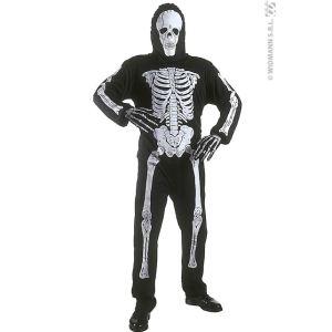Widmann Déguisement squelette enfant (11-13 ans)
