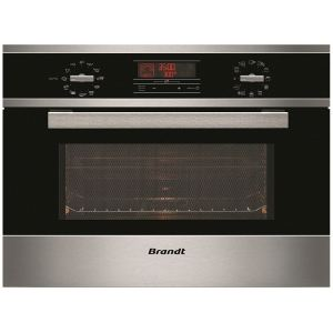 Brandt ME1255 - Micro-ondes encastrable avec Grill