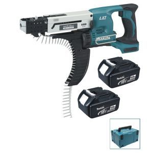 Makita DFR550RMJ - Visseuse automatique sans fil 18V 25 à 55 mm