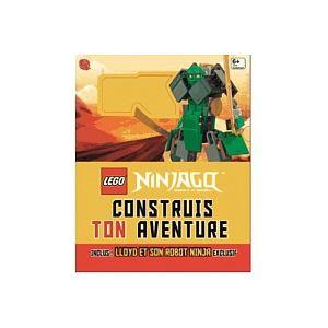 Lego Ninjago Construis ton aventure