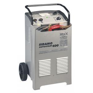 Sidamo Autostart 400 - Chargeur démarreur 550A 1400W (20304013)