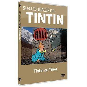 Sur les traces de Tintin - Volume 5 : Tintin au Tibet