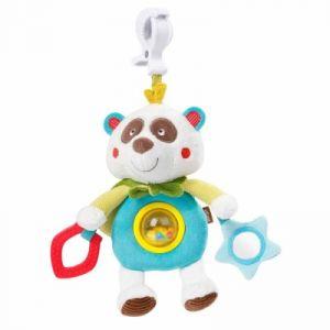 Babysun Doudou d'activités pince clip Panda