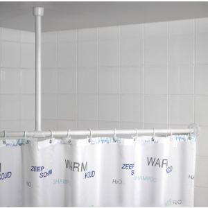 Wenko Support pour barre de douche (25 mm)