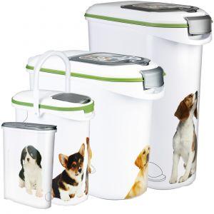 Curver Conteneur à croquettes pour chien 10 L 4 kg