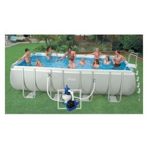 Piscine hors rectangulaire comparer 153 offres for Piscine tubulaire rectangulaire 549 x 274 x 122 cm