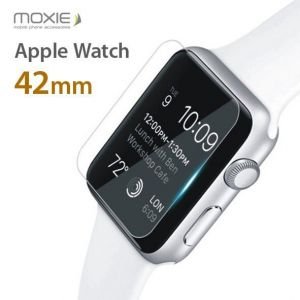 Moxie Film de protection en verre trempé Apple Watch 42mm