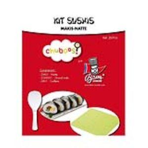 Bron Coucke Kit sushi spécial Makis Natte