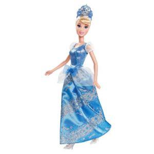 Mattel Disney Princesse paillettes : Cendrillon (W5545)
