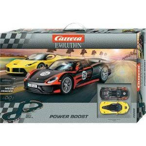 Carrera Toys 25206 - Circuit Power boost Evolution