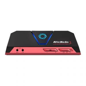 AverMedia Live Gamer Portable 2 (GC510) - Boîtier d'acquisition vidéo / streaming 1080p