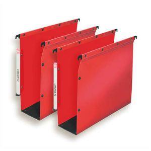 L'Oblique AZ 10 dossiers suspendus pour armoire (fond : 8 cm)