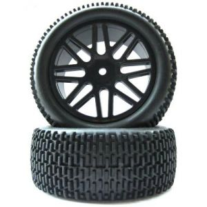 MonsterTronic 66036 - 2 roues buggy 1/10 - 85x42 mm - 12 mm