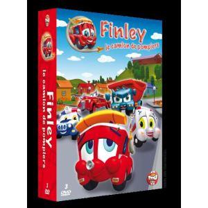 Coffret camion comparer 166 offres - Finley le camion de pompier ...