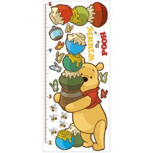Fun House Sticker géant Toise Winnie l'ourson