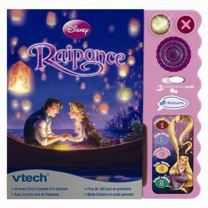 Vtech Magi Livre intéractif : Princesse Raiponce