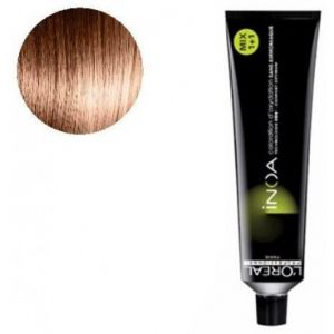 L'Oréal Inoa Teinte N°8.34 - Coloration sans amoniaque