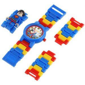 Lego 8020257 - Montre pour enfant DC Super Heroes Superman