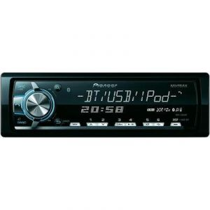 Pioneer MVH-X560BT - Autoradio CD/USB Bluetooth (4 x 50 Watts)