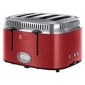 Russell Hobbs Ruban 21690-56 - Toaster 4 fentes