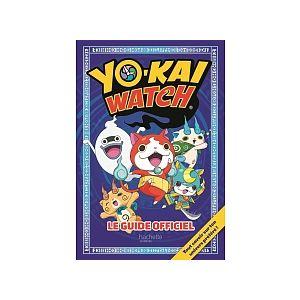 Hachette Guide officiel Yo-kai Watch