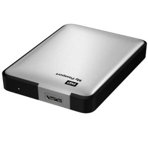"Western Digital WDBBEP0010B - Disque dur externe My Passport 1 To 2.5"" USB 3.0"