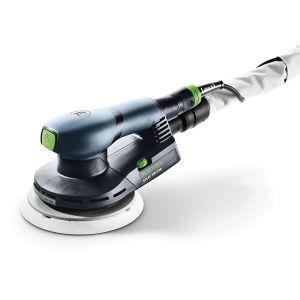 Festool ETS EC 150/3 EQ-GQ - Ponceuse excentrique filaire 400W diamètre 150 mm avec tuyau d'aspiration (571941)