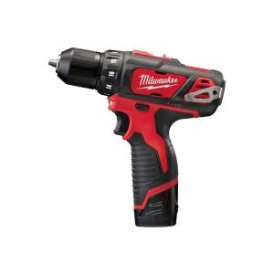 Milwaukee M12 BDD-202C - Perceuse visseuse sans fil