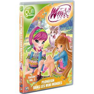 Winx Club - Saison 7 vol. 3 : Plongeon dans les mini mondes