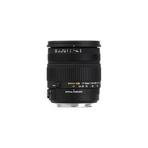 Sigma 668954 - Zoom standard stabilisé - 17-70mm F2,8-4,0 DC Macro OS HSM pour Canon
