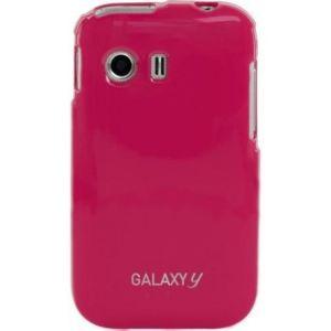 Samsung TPUSMS5360R - Étui mobile Glossy pour Galaxy Y