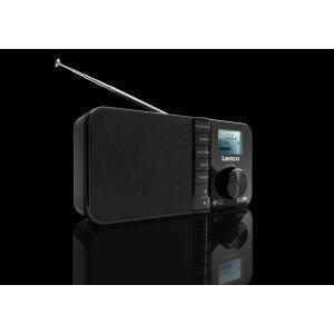 Lenco PDR-03 - Poste radio