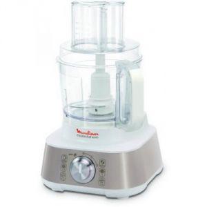 Moulinex FP645H26 - Robot multifonction Masterchef Silver Premium
