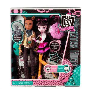 Mattel Monster High Draculaura et Clawd