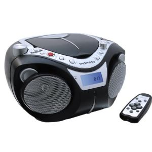 thomson rcd203u poste radio cd mp3 avec port usb comparer avec. Black Bedroom Furniture Sets. Home Design Ideas