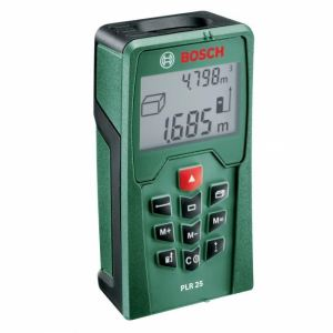 Bosch PLR 25 - Télémètre laser numérique