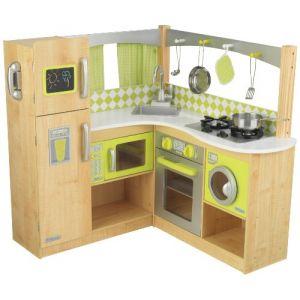75 offres cuisine bois jouet kidkraft comparez avant d 39 acheter en ligne. Black Bedroom Furniture Sets. Home Design Ideas