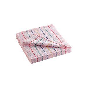 Paquet de 10 lavettes bouclées