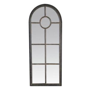 Emde miroir mural rectangulaire length 3 bandes en m tal for Miroir rectangulaire 120 cm