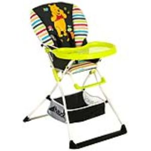 Hauck Chaise haute Mac Baby Deluxe Winnie l'ourson Tidy Time