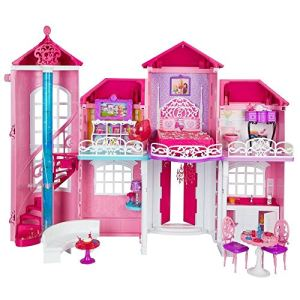 Mattel Maison de poupée Barbie