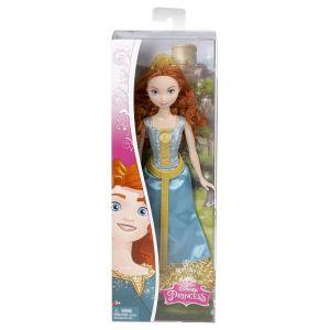 Mattel Poupée Merida Paillettes Disney Princesse