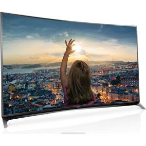 Panasonic TX-65CR850E - Téléviseur LED incurvé 4K 3D 165 cm Smart TV