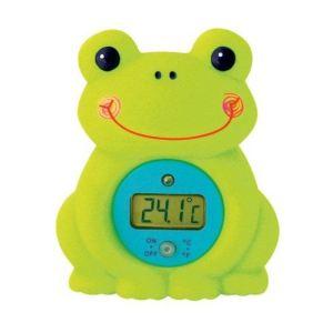 dBb Remond 341109 - Thermomètre de bain électronique Grenouille