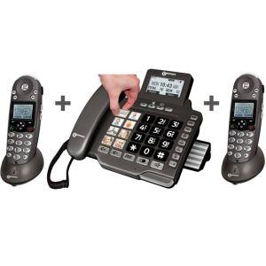 telephone dect comparer 965 offres. Black Bedroom Furniture Sets. Home Design Ideas