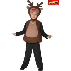 Smiffy's Déguisement petit renne enfant Noël (3 à 6 ans)