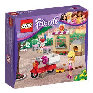 Lego 41092 - Friends : La pizzeria de Stéphanie